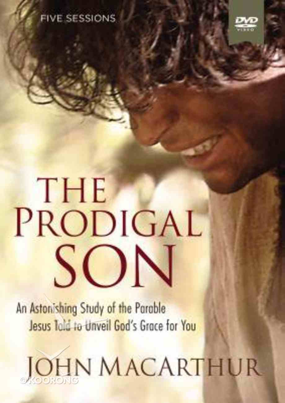The Prodigal Son: (A Dvd Study) DVD