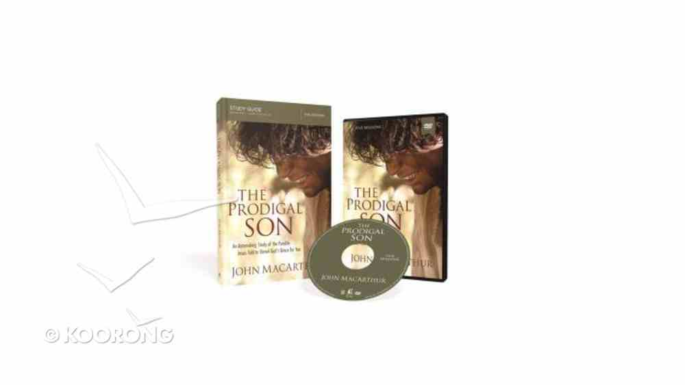 The Prodigal Son (Study Guide With Dvd) Pack