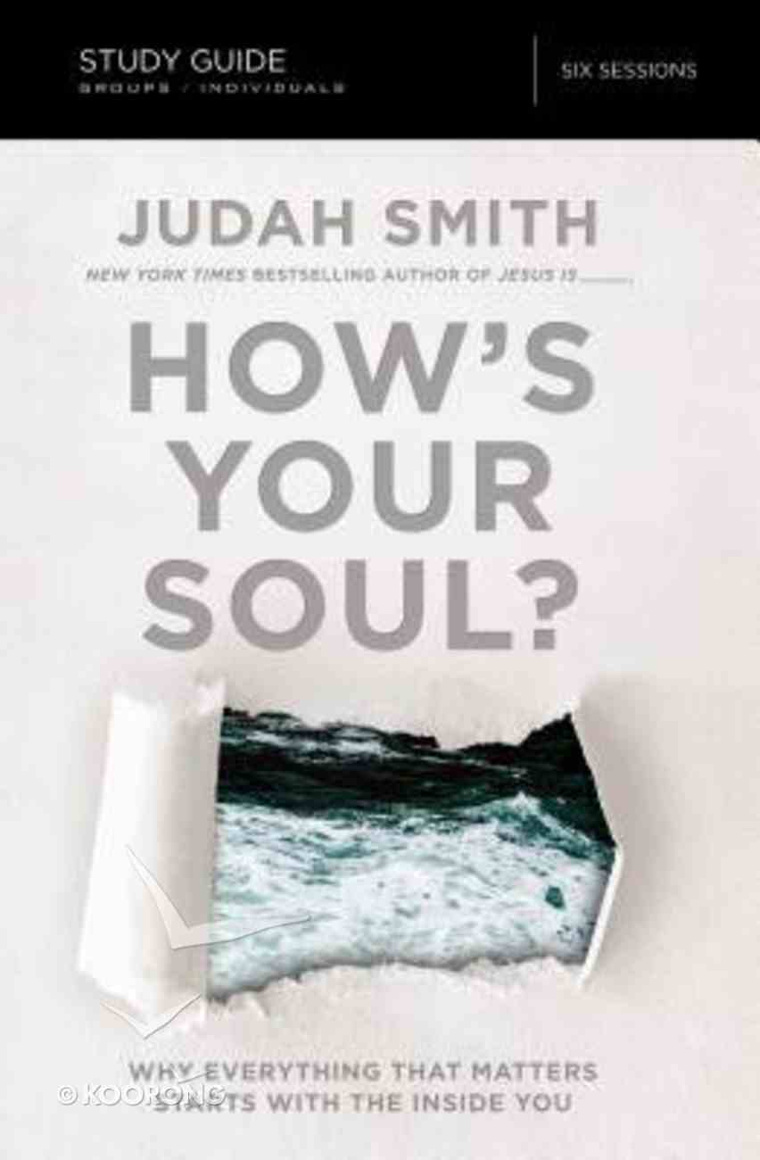 How's Your Soul? (Study Guide) Paperback