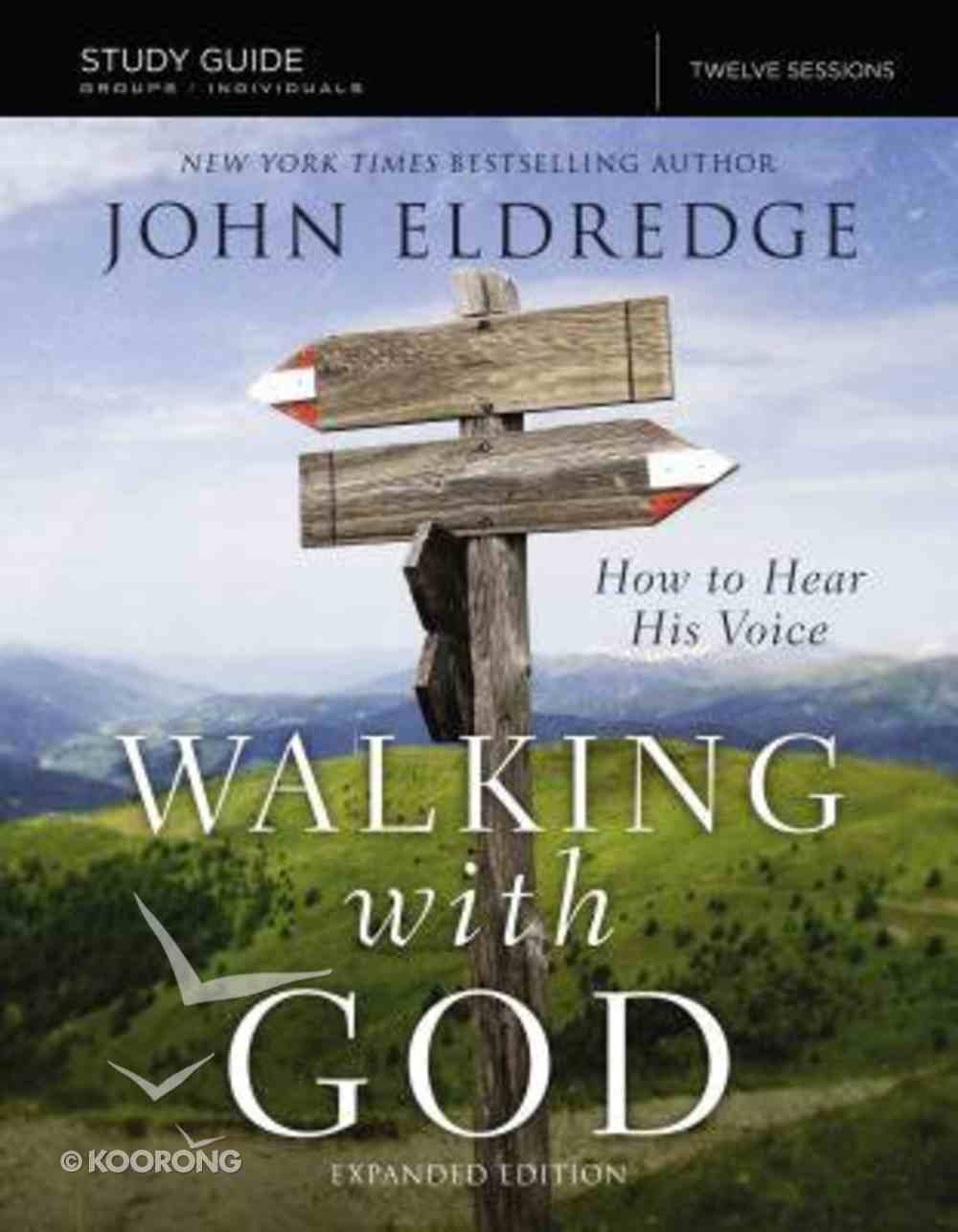 The Walking With God (Study Guide) Paperback