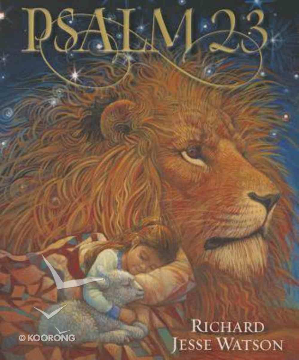 Psalm 23 Board Book