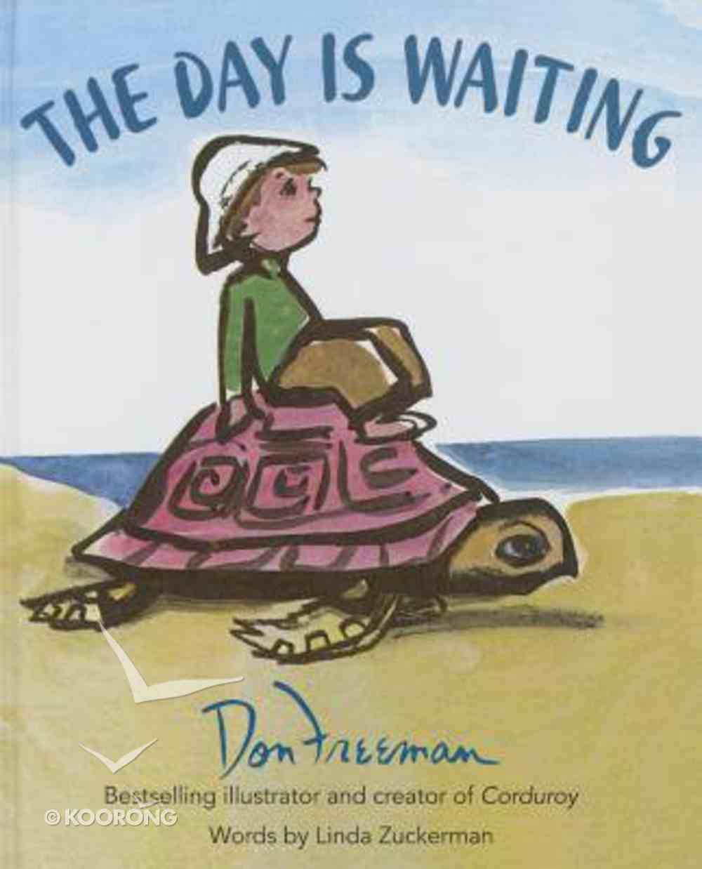 The Day is Waiting Hardback