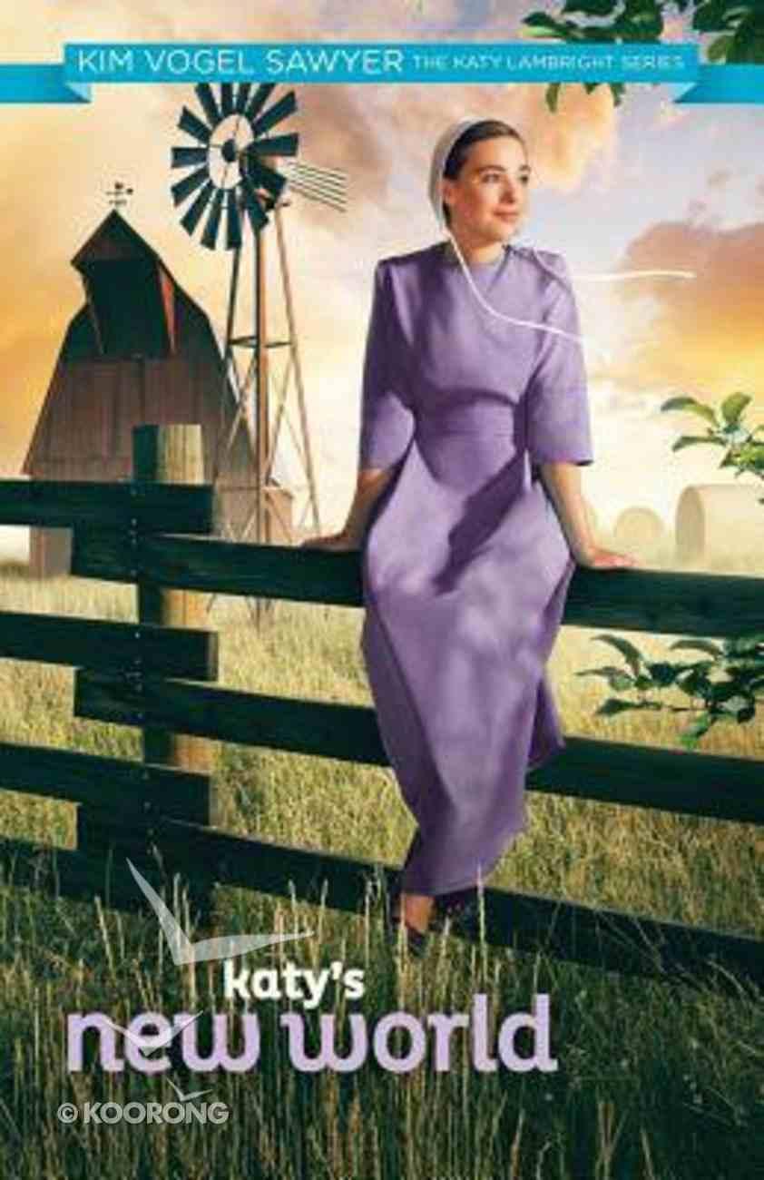 Katy Lambright #01: Katy's New World (#01 in The Katy's Lambright Series) Paperback