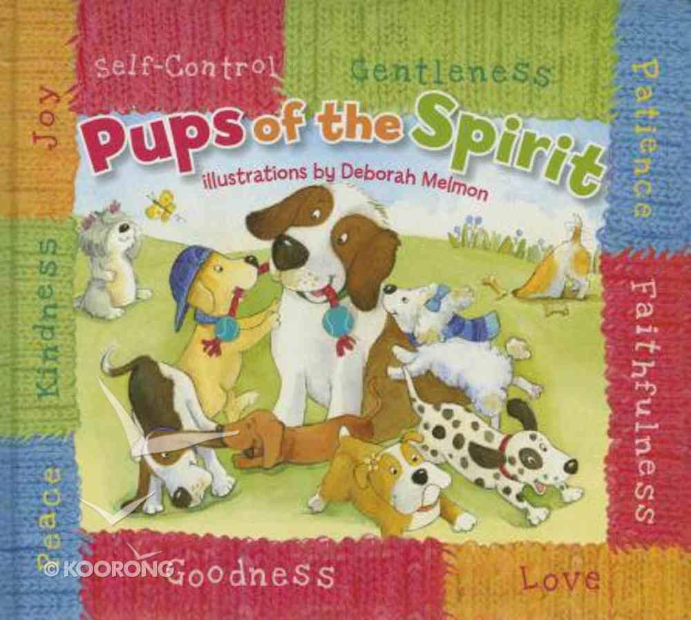 Pups of the Spirit Board Book