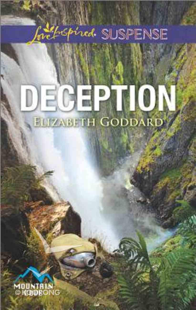 Deception (Mountain Cove) (Love Inspired Suspense Series) Mass Market