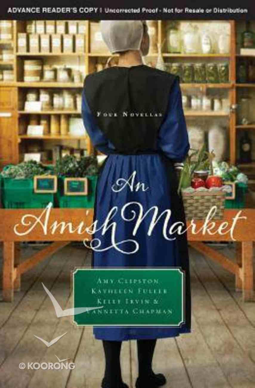 An Amish Market (4in1) (Amish Market Novella Series) Paperback
