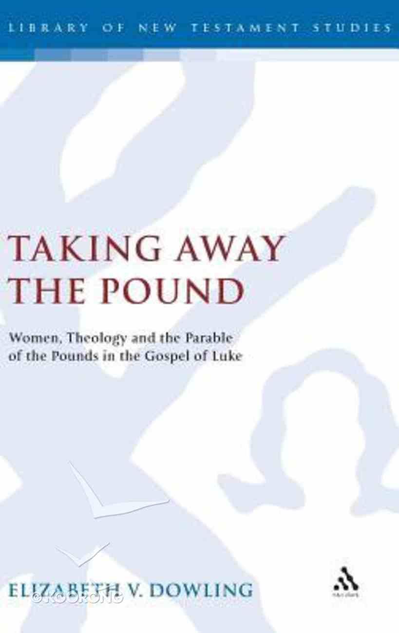 Taking Away the Pound Hardback