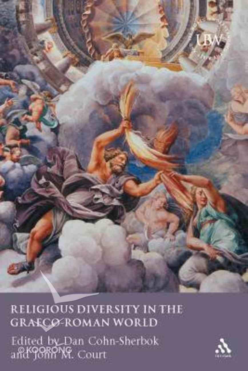 Religious Diversity in the Graeco-Roman World Paperback