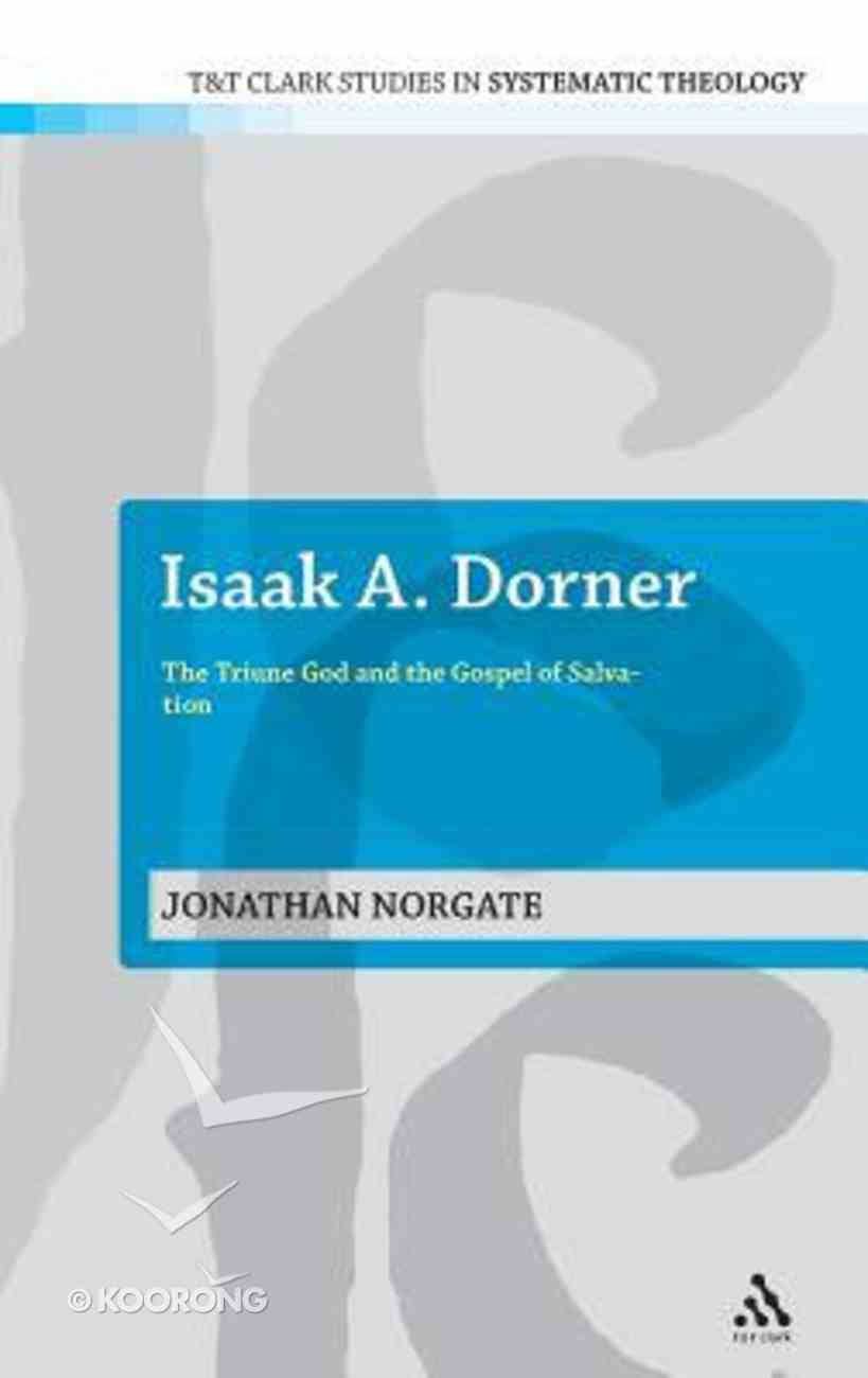 Isaak a Dorner Hardback