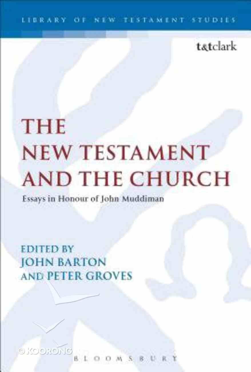 New Testament and the Church (Look 'n' Talk Series) Hardback