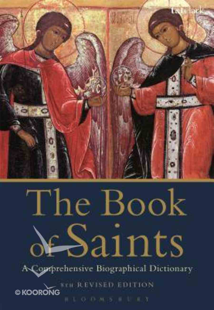 The Book of Saints (8th Edition) Paperback