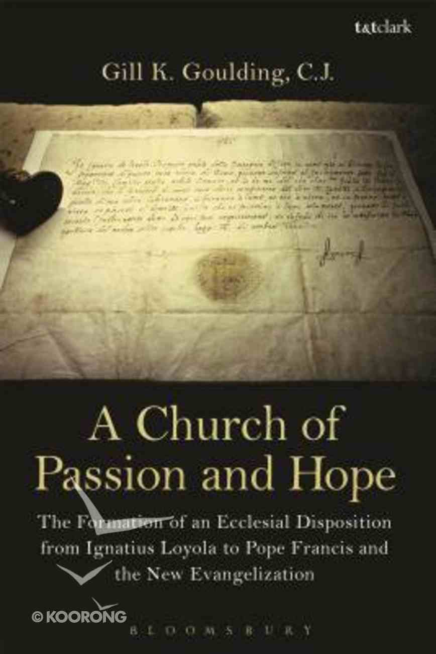 A Church of Passion and Hope Paperback