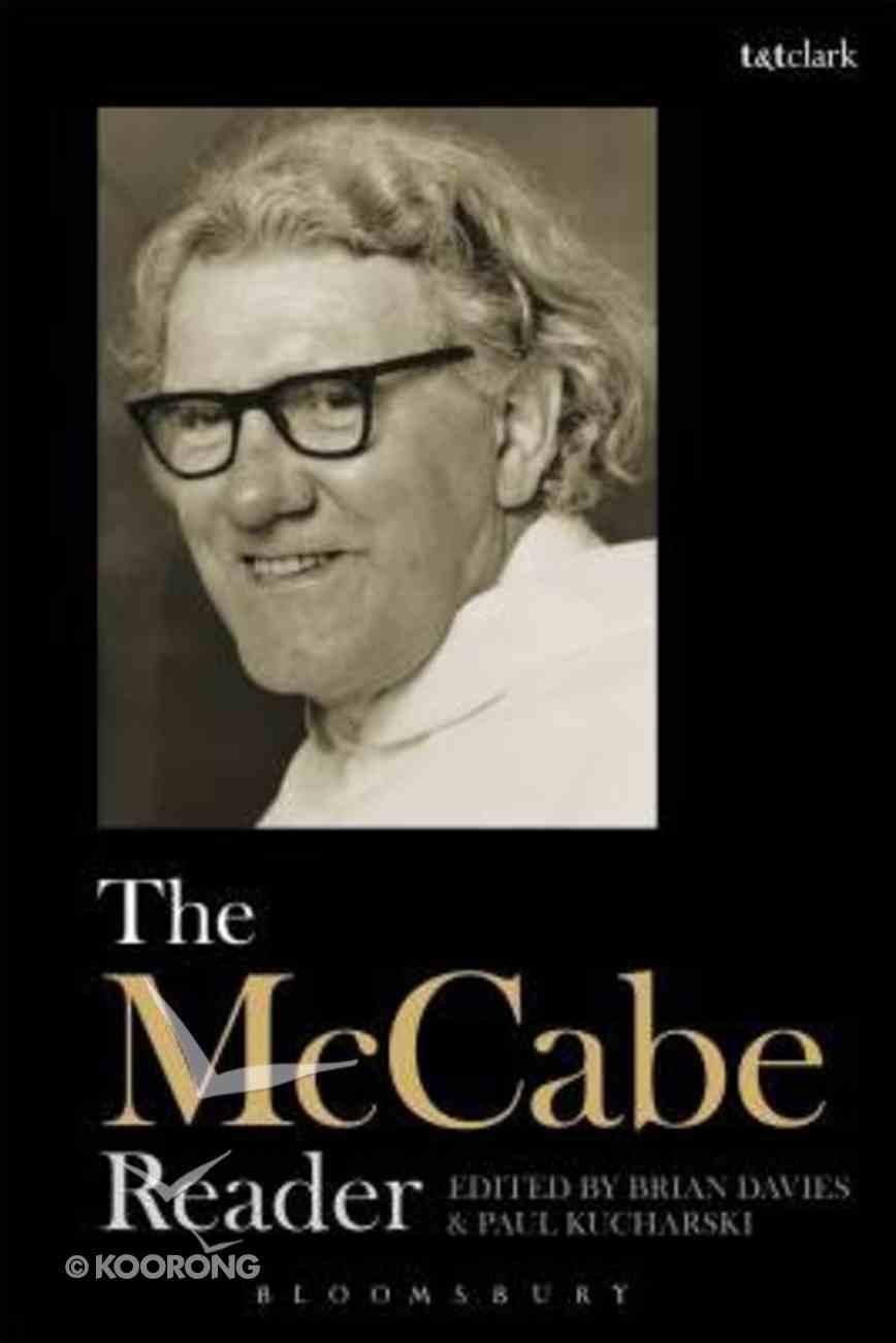 The Mccabe Reader Hardback