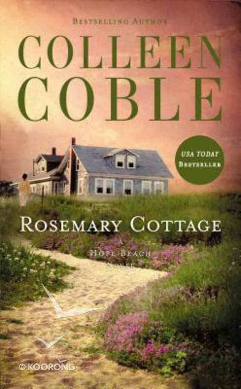 Rosemary Cottage (#02 in Hope Beach Series) Mass Market