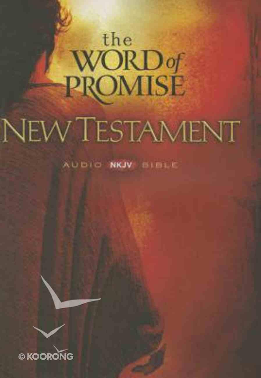 The NKJV Word of Promise New Testament (20 Cds) CD