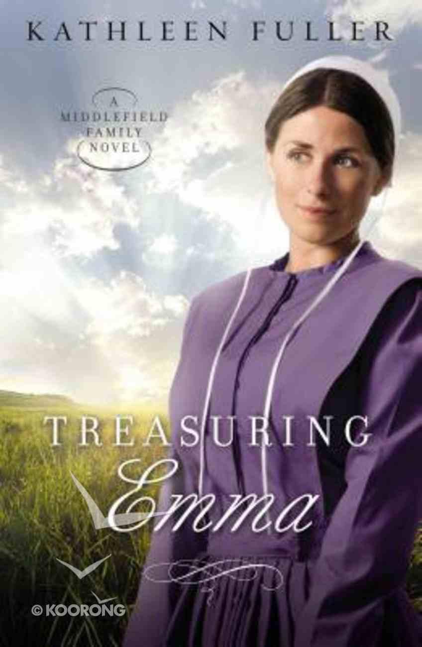Treasuring Emma (#01 in Middlefield Family Series) Mass Market