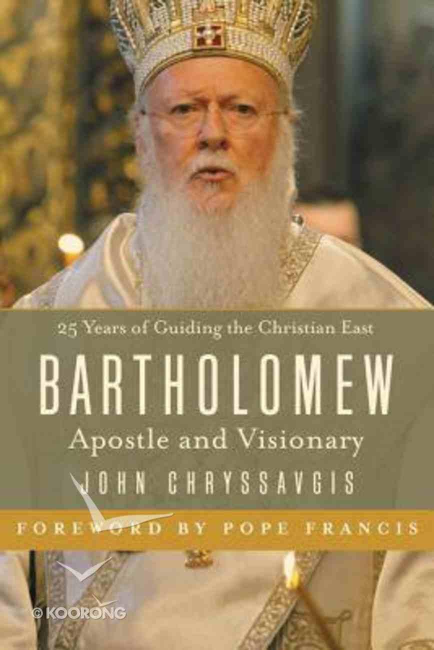 Bartholomew Hardback