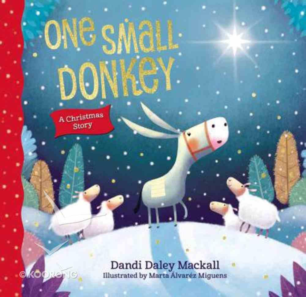 One Small Donkey Hardback