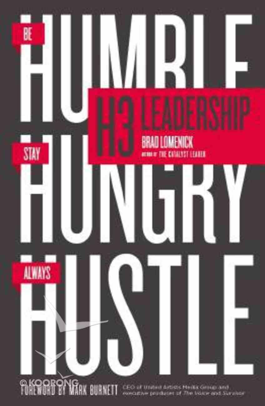 H3 Leadership Paperback