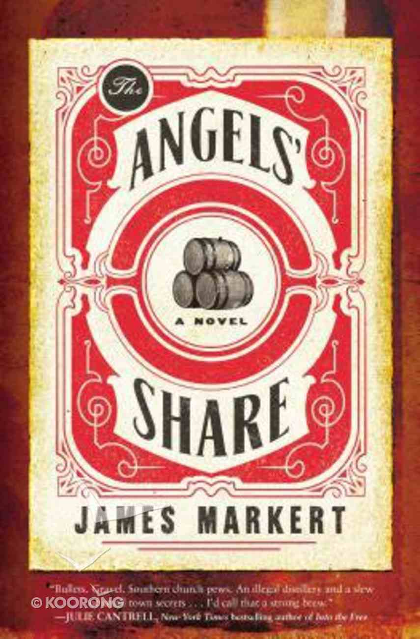 The Angels' Share Paperback
