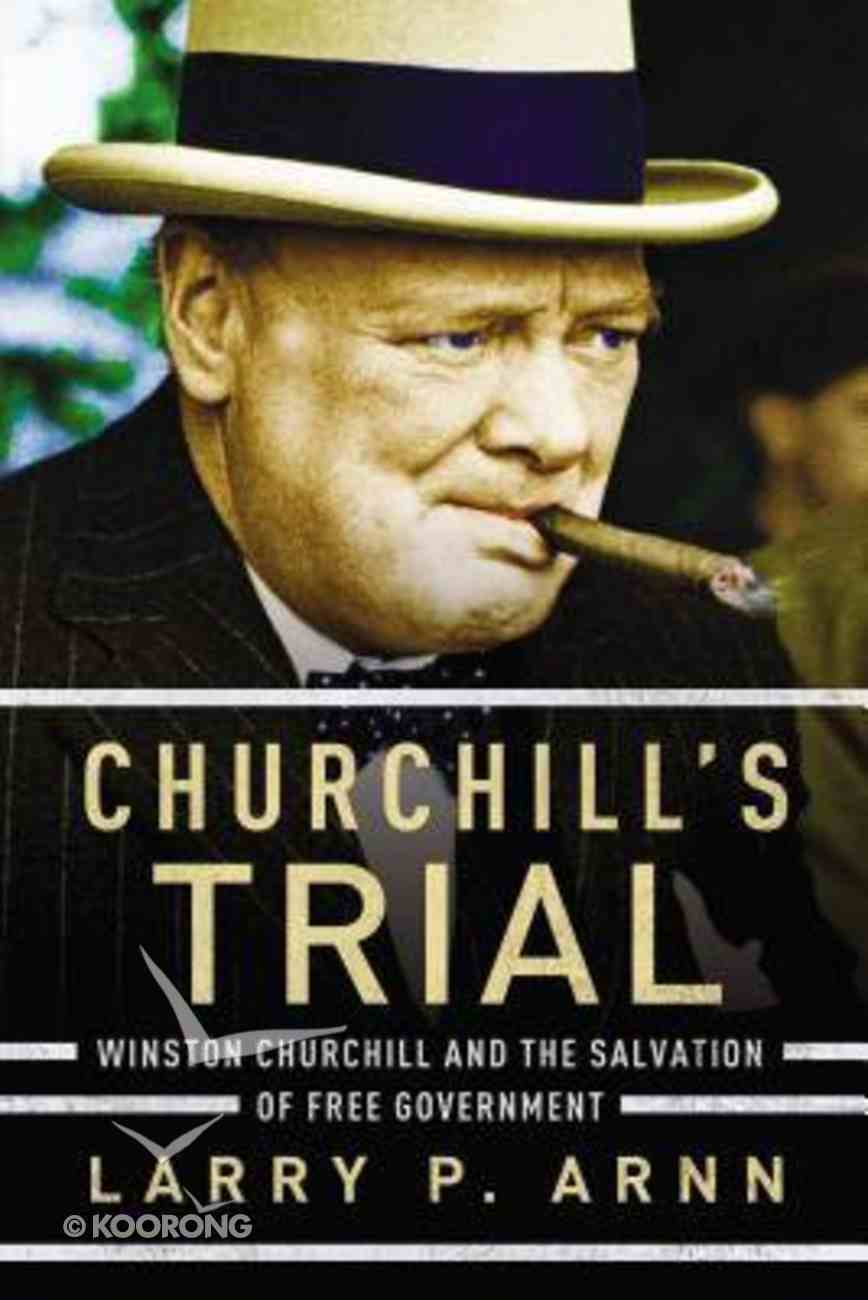 Churchill's Trial Paperback