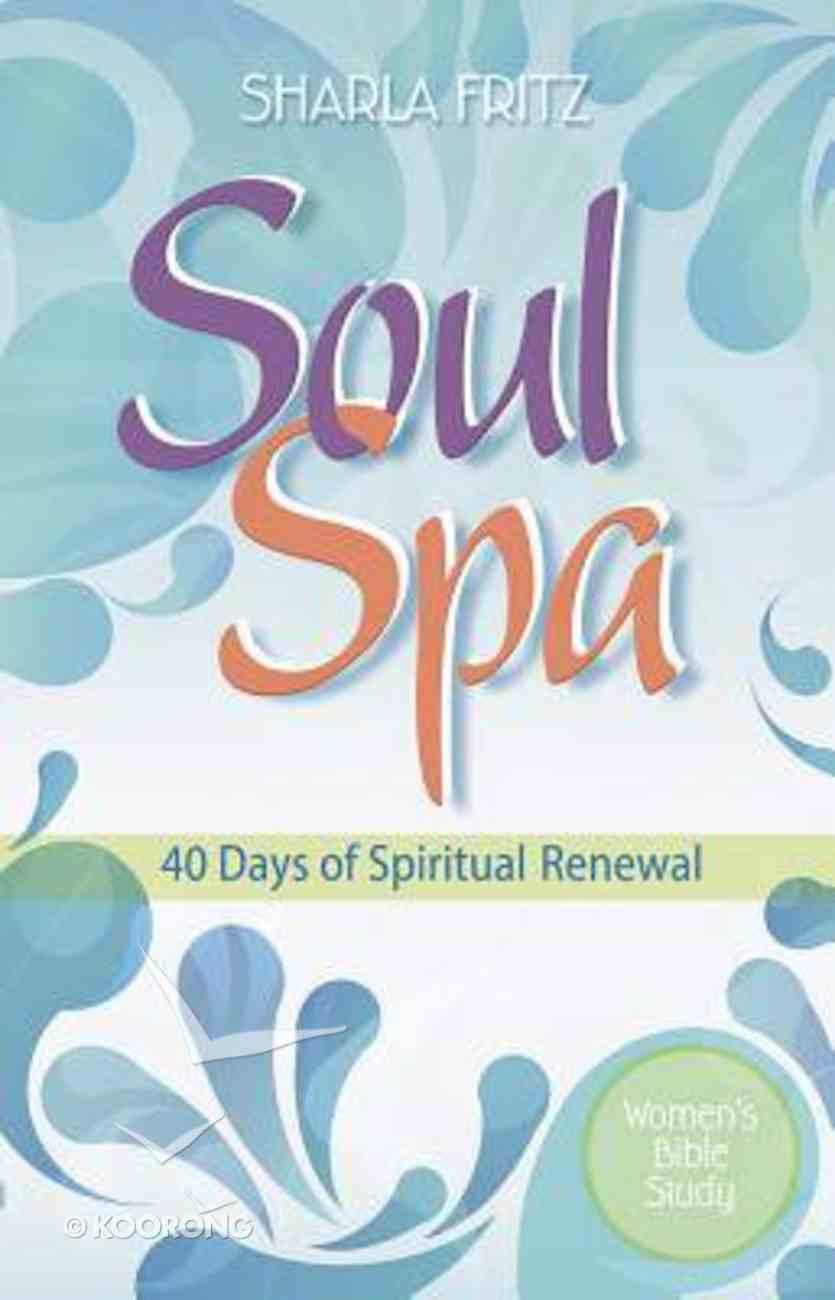 Soul Spa Paperback