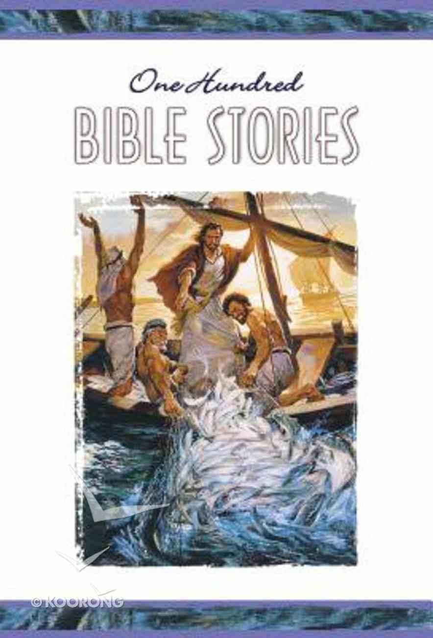 One Hundred Bible Stories Hardback