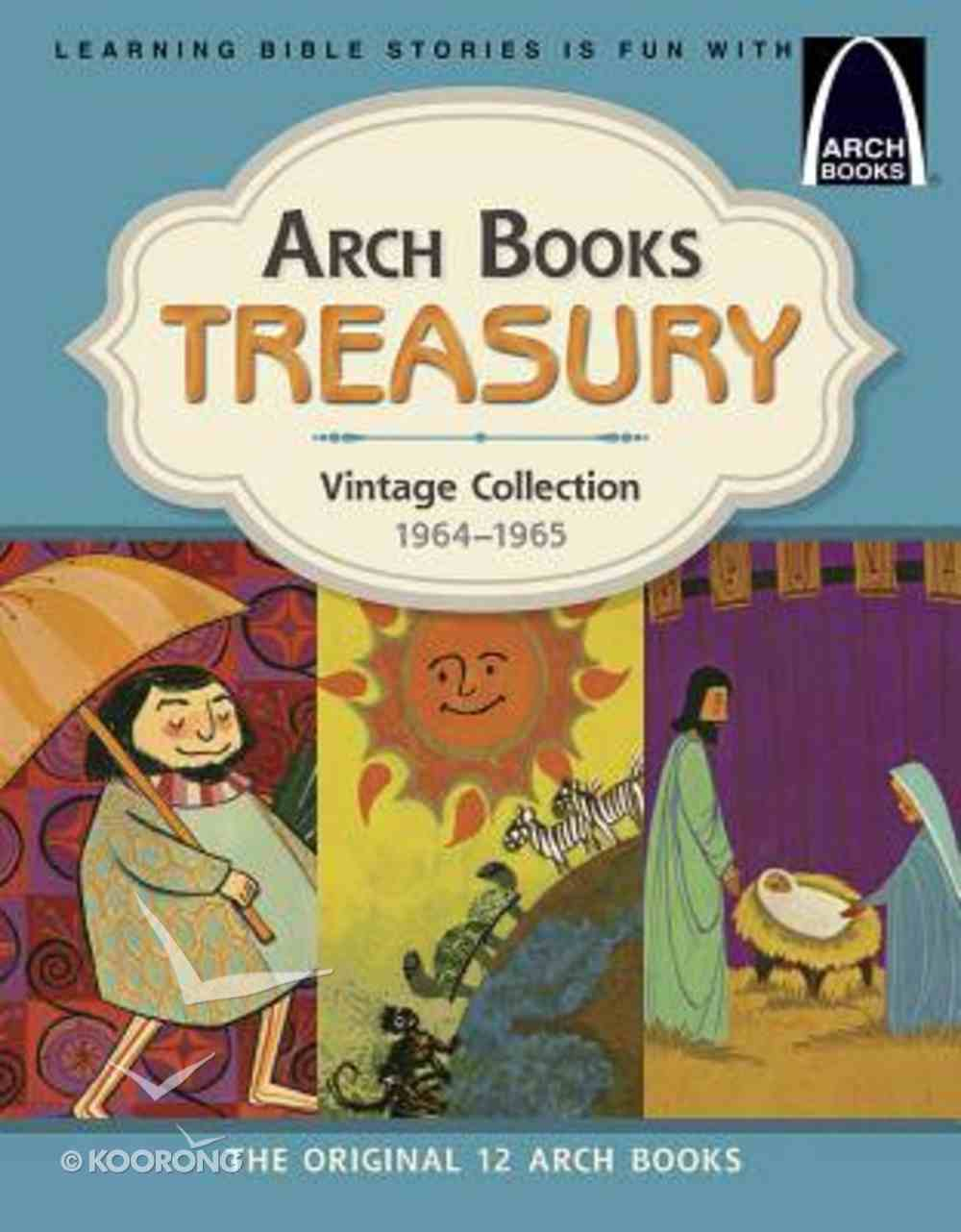 Vintage Collection, 1964-1965 (Arch Books Series) Hardback