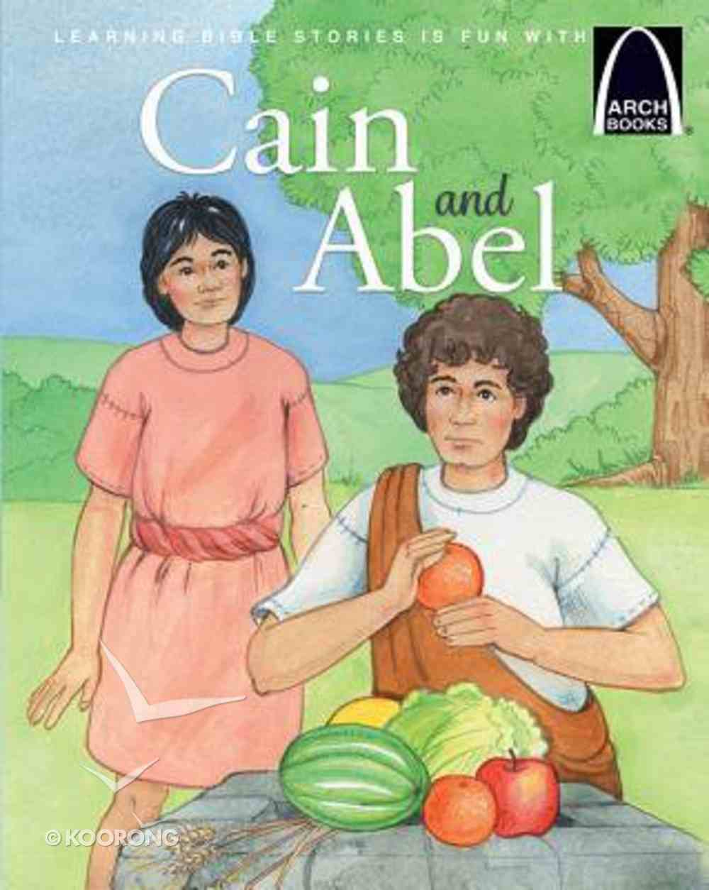 Cain and Abel (Arch Books Series) Paperback