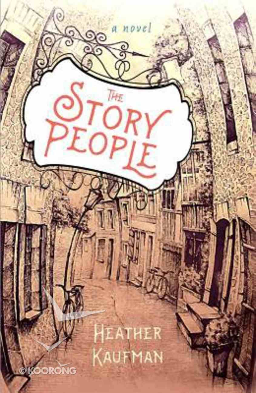 The Story People Paperback