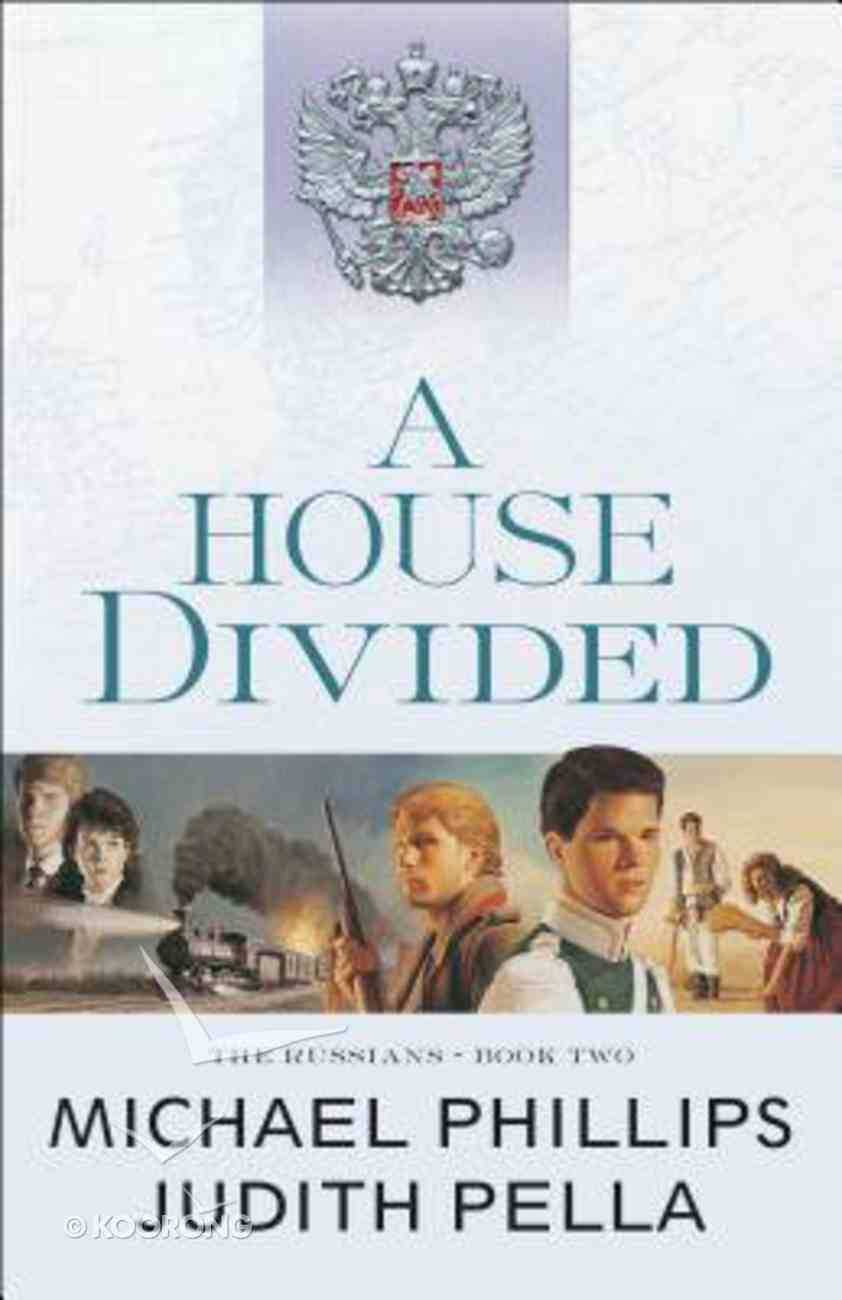 A House Divided (#02 in Russians Series) Paperback