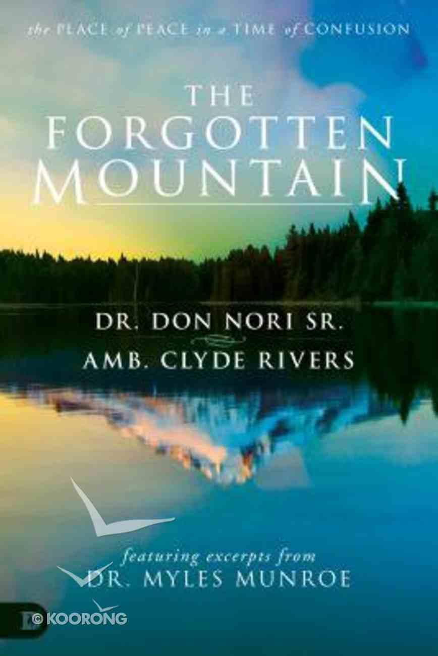 The Forgotten Mountain Paperback