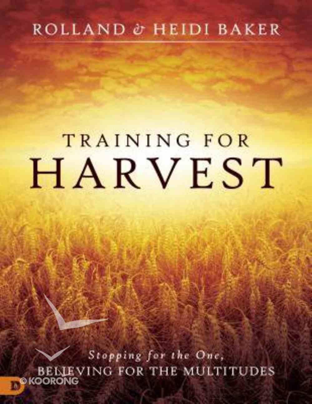 Training For Harvest Paperback