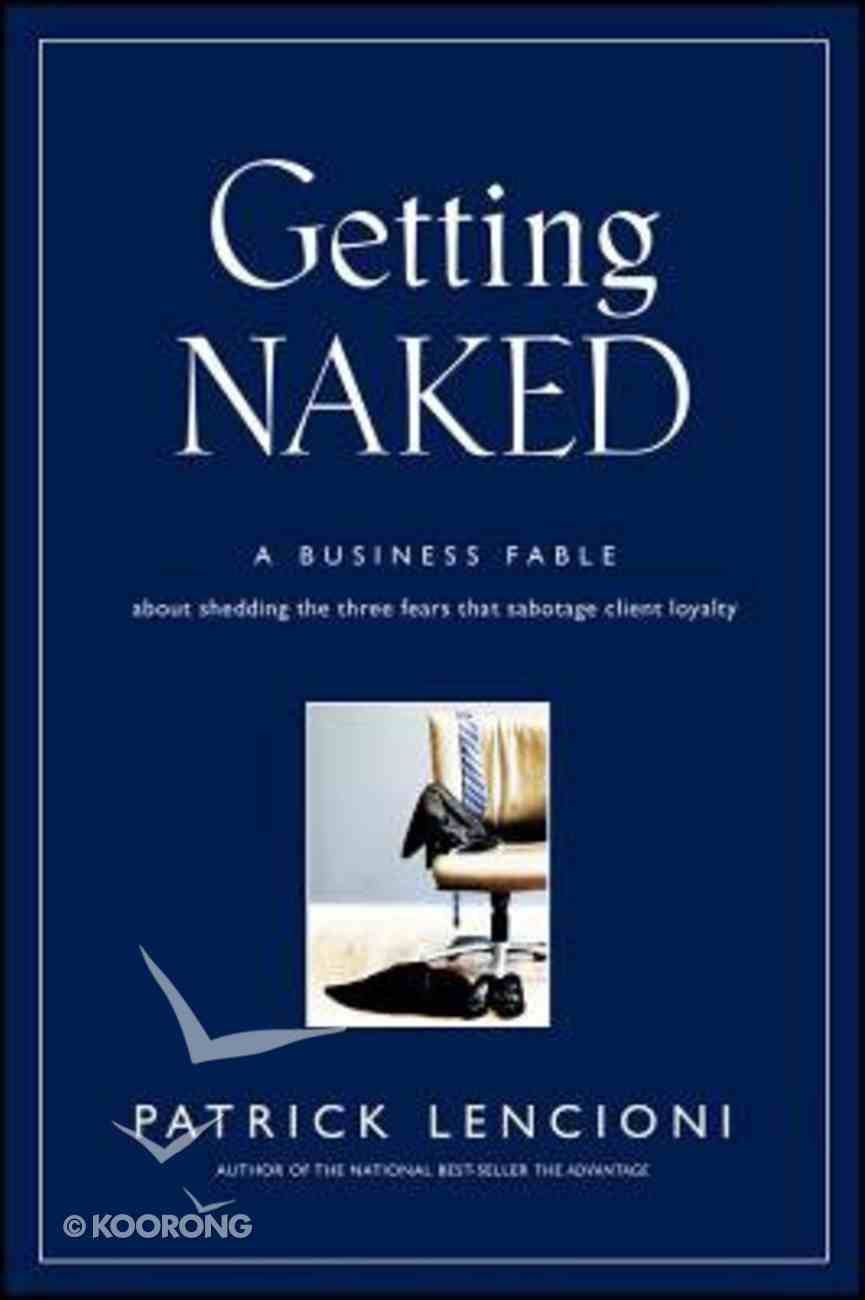 Getting Naked Hardback