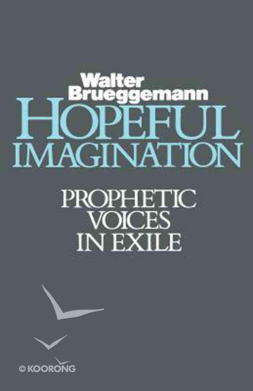 Hopeful Imagination Paperback