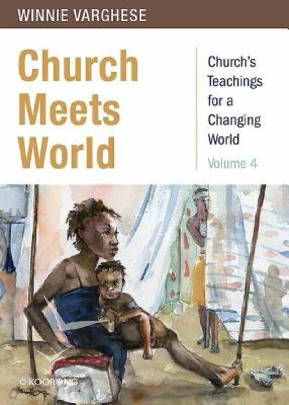 Church Meets World (Volume 4) Paperback