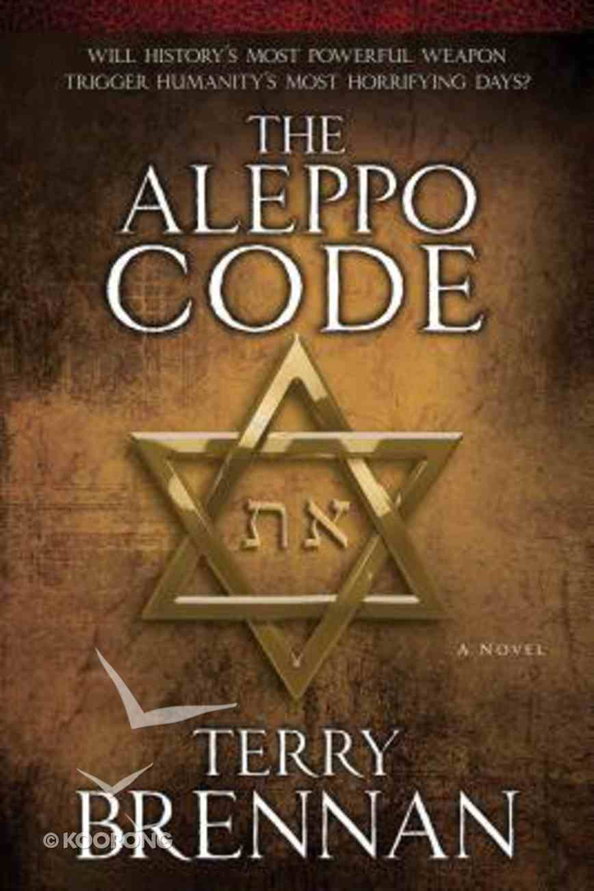 The Aleppo Code (#03 in The Jerusalem Prophecies Series) Paperback
