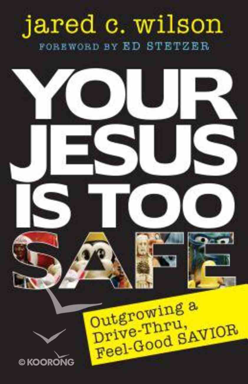 Your Jesus is Too Safe Paperback