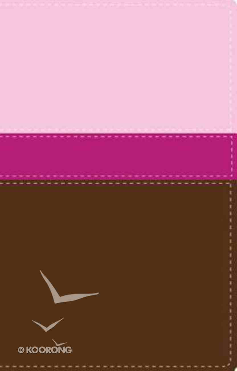 Nvi Biblia Heroes (Heroes Bible Pink/lilac/brown) Imitation Leather