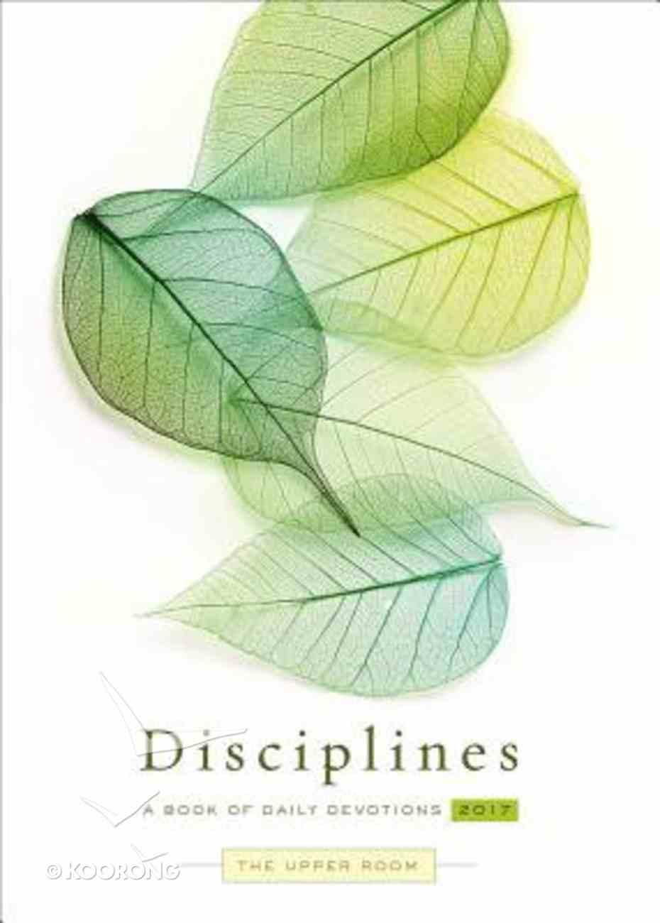The Upper Room Disciplines 2017 Paperback