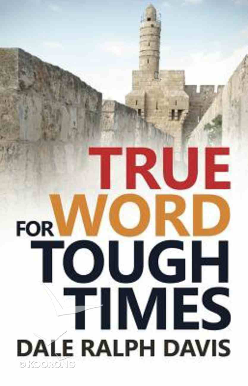 The Word For Tough Times Paperback