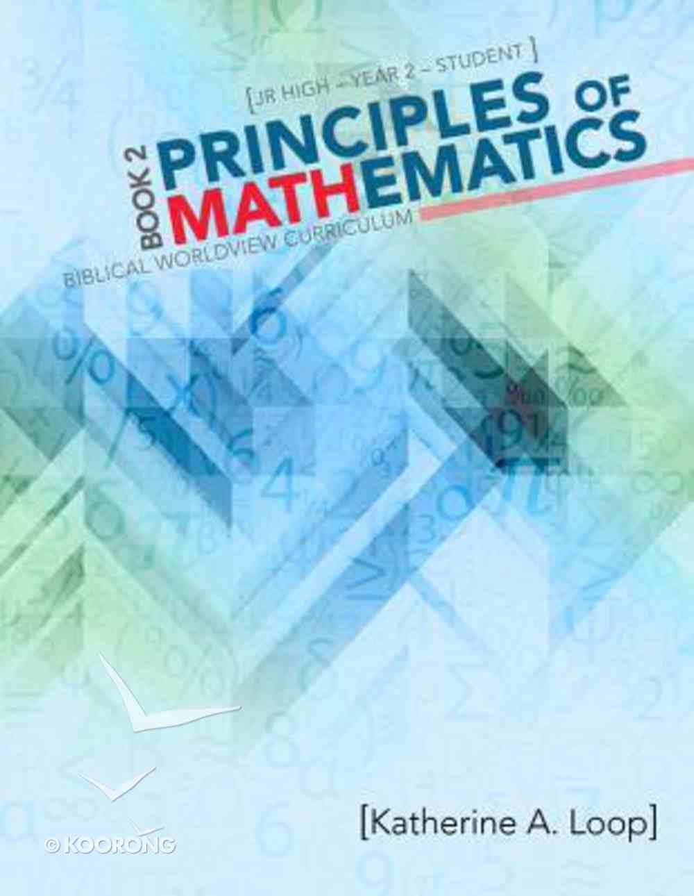Principles of Mathematics Book 2 (Student) Paperback