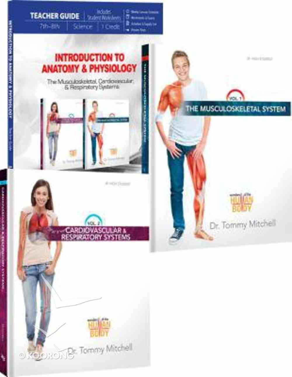 Wothb: Introduction to Anatomy & Physiology (Curriculum Pack) Pack