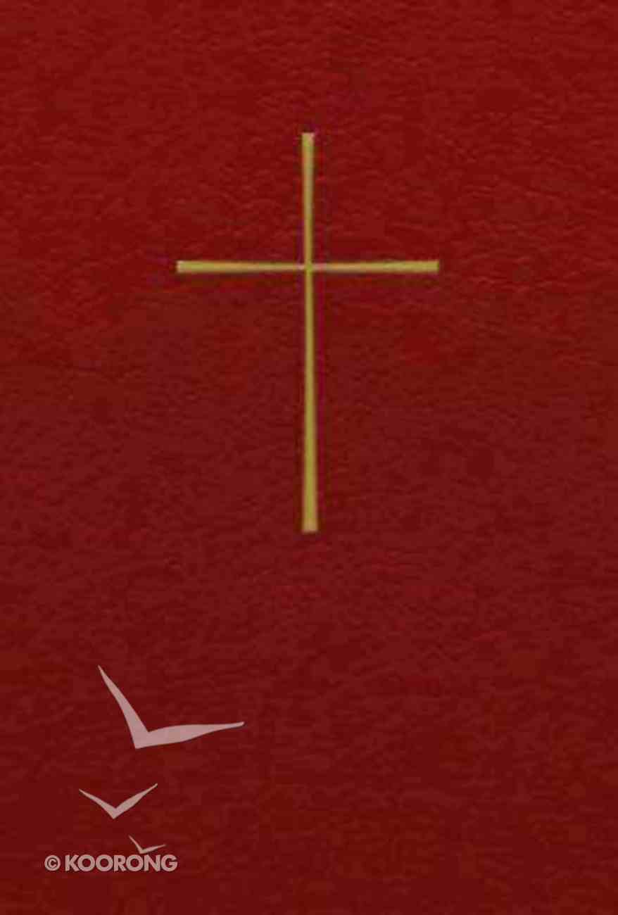 The Book of Common Prayer (Large Print) Paperback