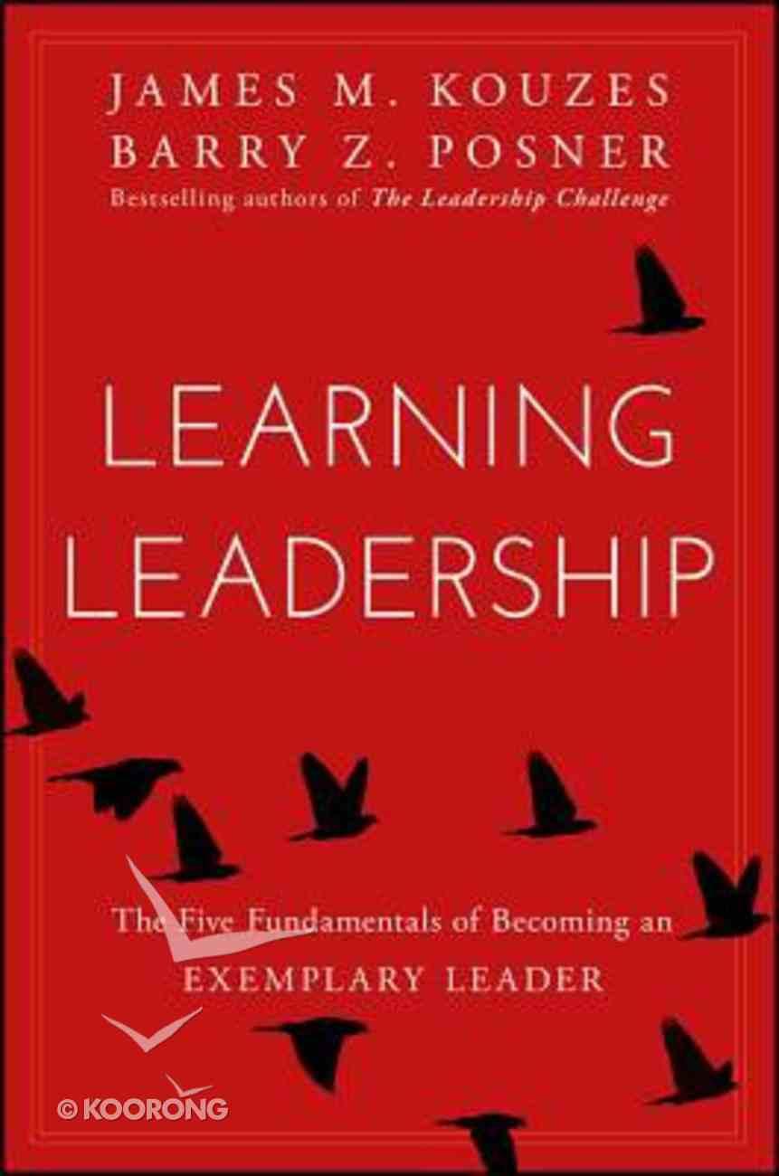 Developing Extraordinary Leaders Hardback
