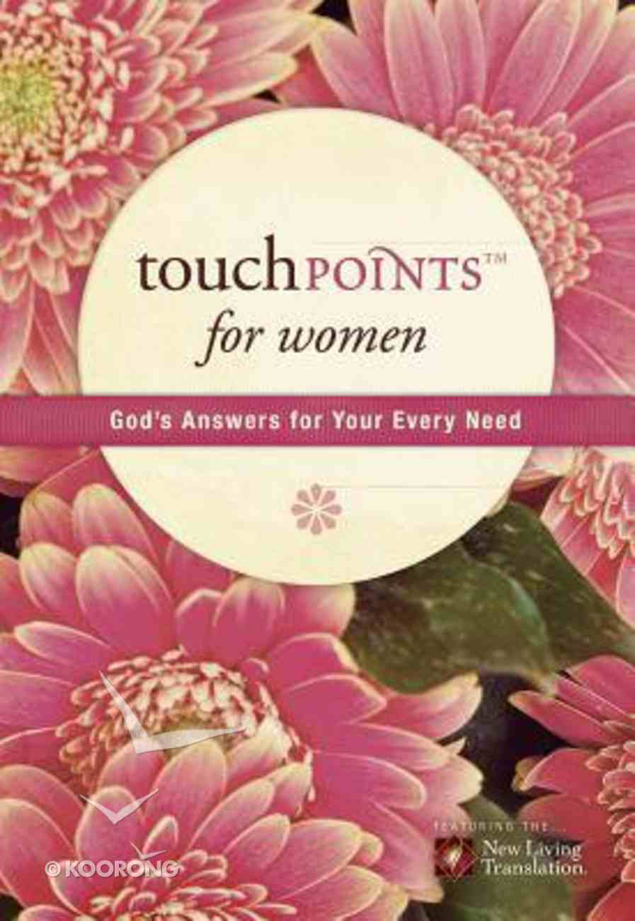 Touchpoints For Women Paperback