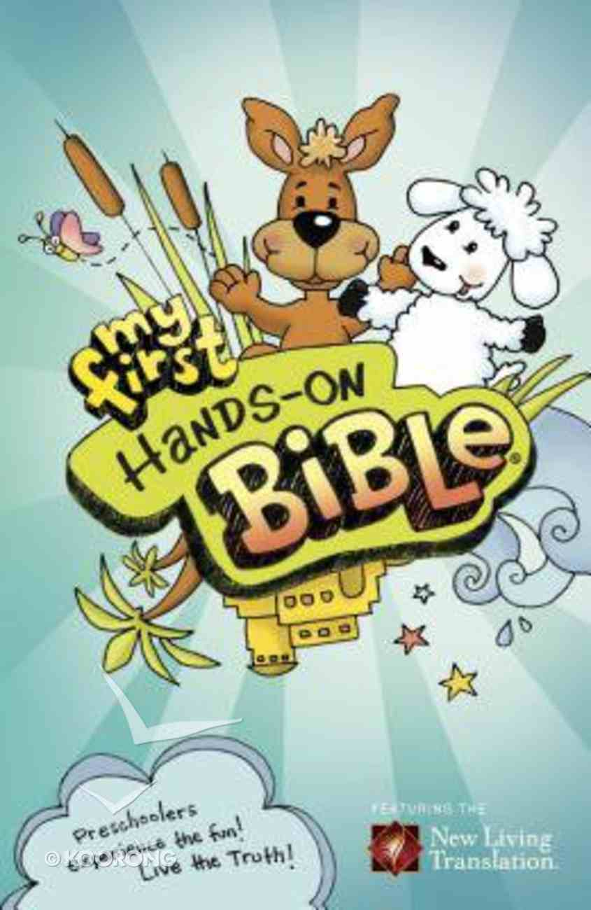 My First Hands-On Bible Hardback