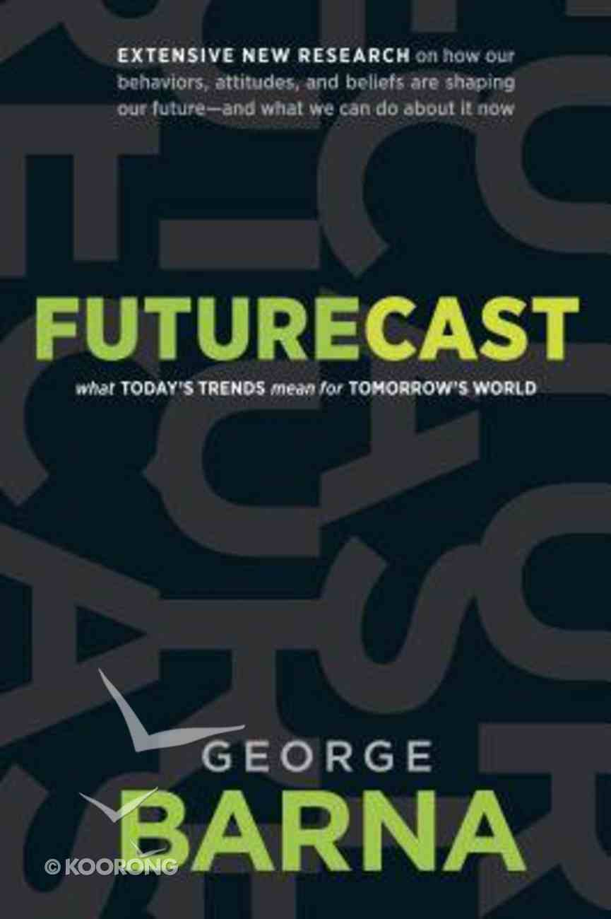 Futurecast Paperback