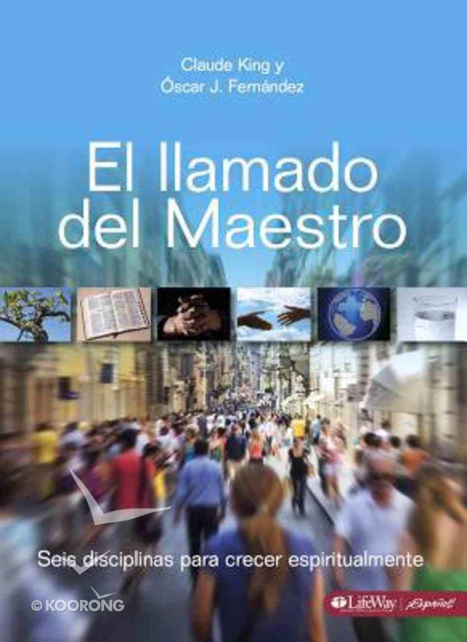 El Llamado Del Maestro (The Call From The Master) Paperback