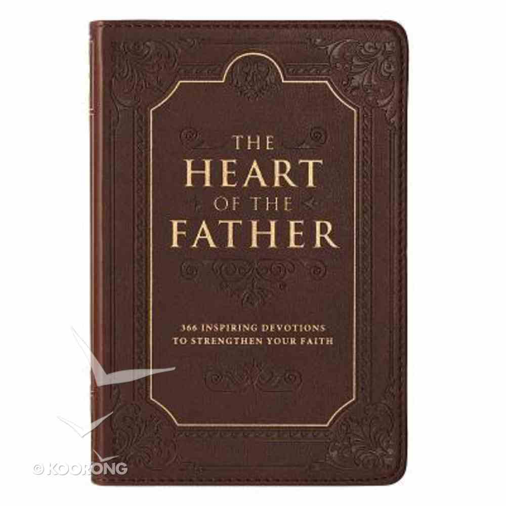 366 Devotion: The Heart of the Father Imitation Leather